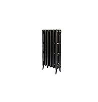 760mm Anthracite 4-Column