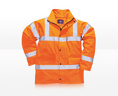 Rail Industry Workwear