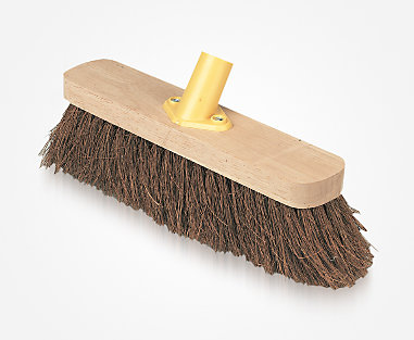 Brushes & Dust Pans