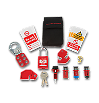 Lockout, Tagout Kits & Accessories