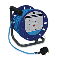 Cable Reels & Ext. Leads