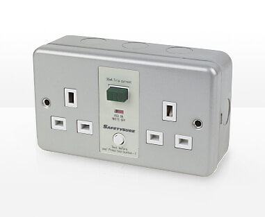RCD Sockets & Spurs