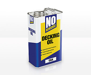 Decking Treatment