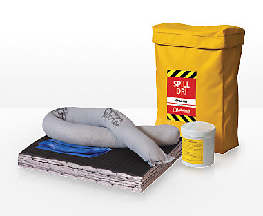 Spill Kits & Spillage Control