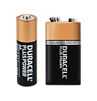 Batteries & Battery Chargers