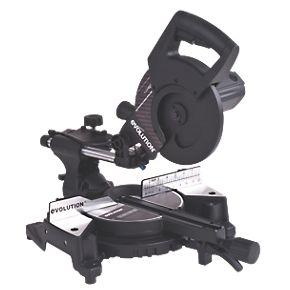 Evolution Stealth 210mm Mitre Saw