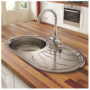 Changing A Washer On A Mixer Tap >> Painting kitchen cupboards... - Singletrack Magazine