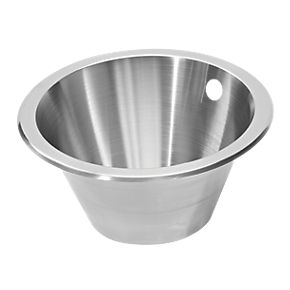Pyramis Royal Mini Kitchen Sink Stainless Steel 1 Bowl 356