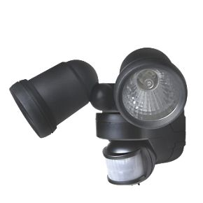 Security light for driveway page 1 homes gardens and diy httpscrewfixplap pro twin pir sensor mozeypictures Images