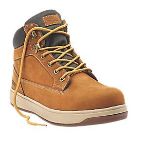 Site Touchstone Safety Boots Dark Honey Size 12