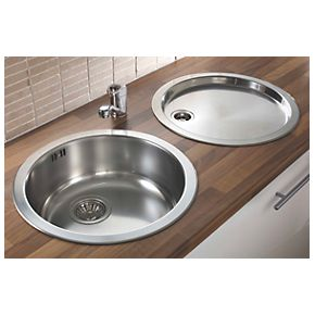 Round Sinks For Kitchen ~ Befon for .