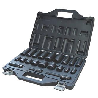 buy cheap socket set compare hand tools prices for best uk deals. Black Bedroom Furniture Sets. Home Design Ideas