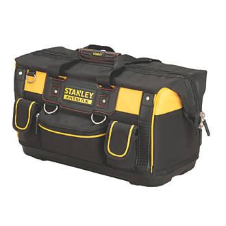 screwfix direct stanley fatmax open mouth rigid tool bag. Black Bedroom Furniture Sets. Home Design Ideas