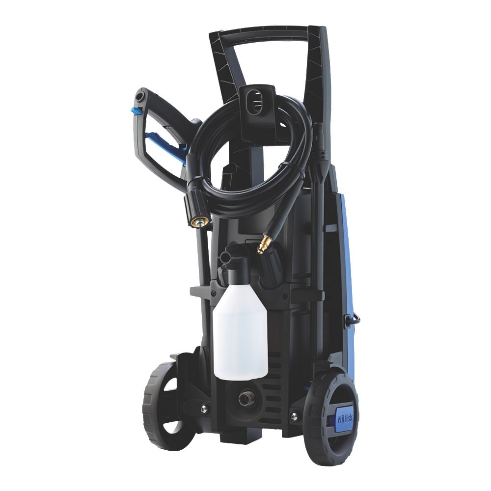 new nilfisk alto c110 3 5 pca x tra 110bar pressure washer. Black Bedroom Furniture Sets. Home Design Ideas