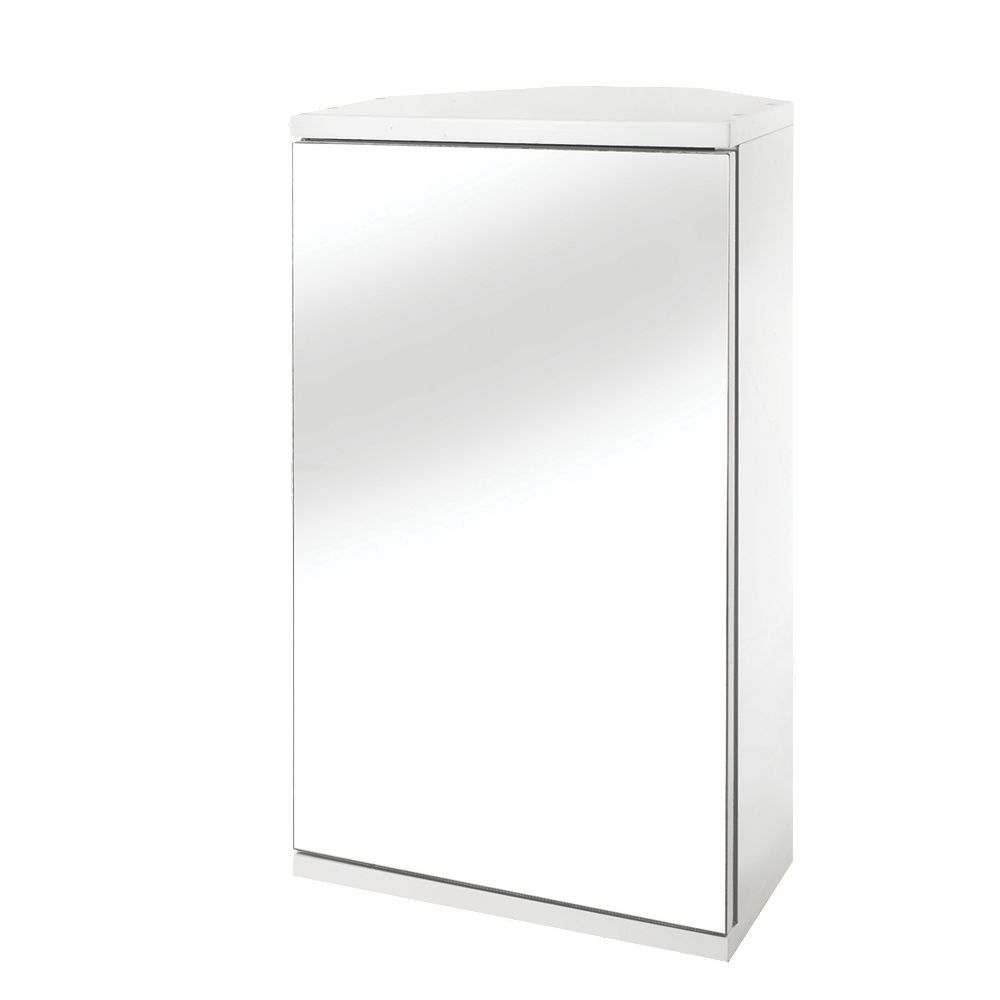 new croydex simplicity 1 door bathroom corner cabinet