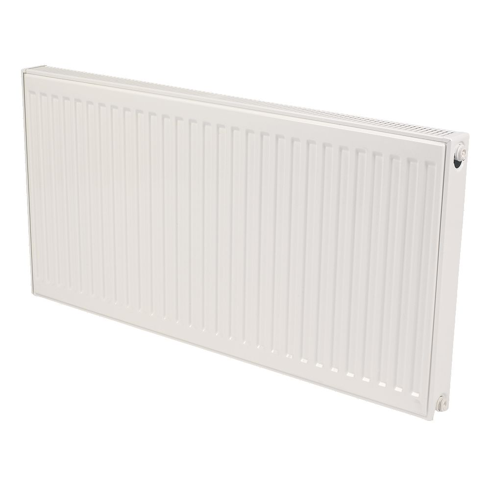 branded white panel radiators p double type 21 height 600. Black Bedroom Furniture Sets. Home Design Ideas
