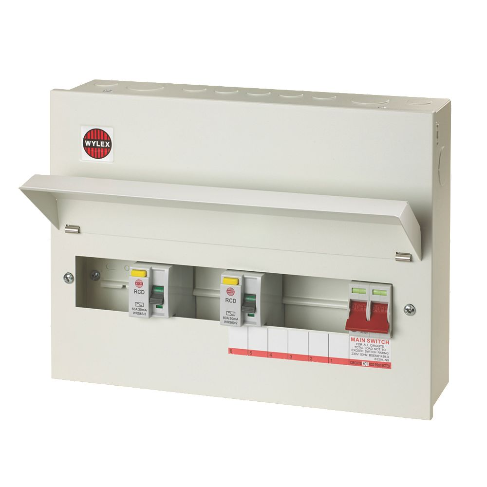 New Fuse Box Regulations : New consumer unit fuse boards regulations reay