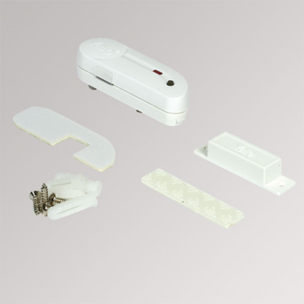 NEW Yale HSA6010 Door / Window Wire-Free Surface Mount Contact ...