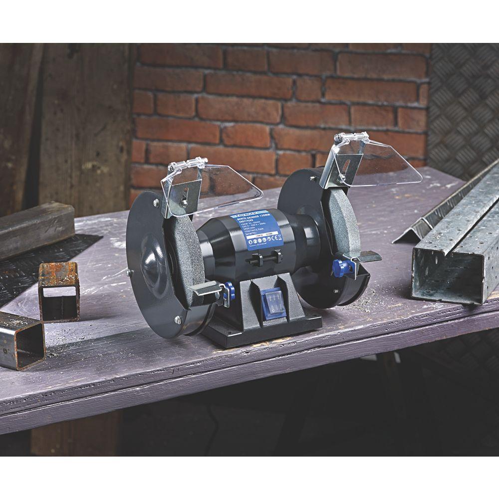 New Energer Enb519grb 150mm Bench Grinder 240v Ebay