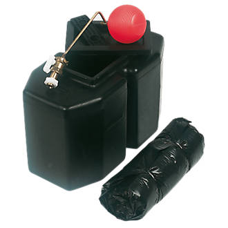 Image of Polytank Cold Water Tank 4gallon