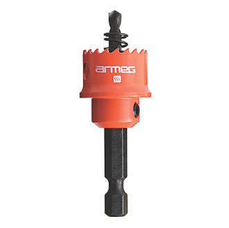 Image of Armeg Acceler8 Sheet Steel Holesaw 20mm