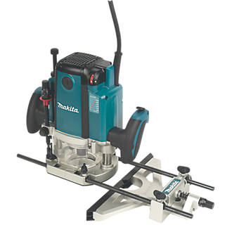 """Image of Makita RP2301FCXK/2 2100W ½"""" Electric Router 240V"""