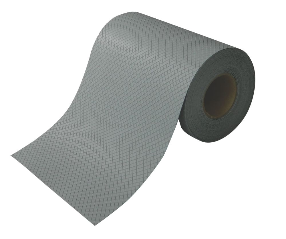 Image of Radbar Radon-Resistant Damp-Proof Course Grey 300mm x 20m