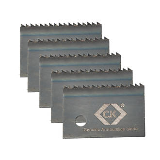 Image of C.K ArmourSlice Cable Stripper Spare Blades 5 Pack