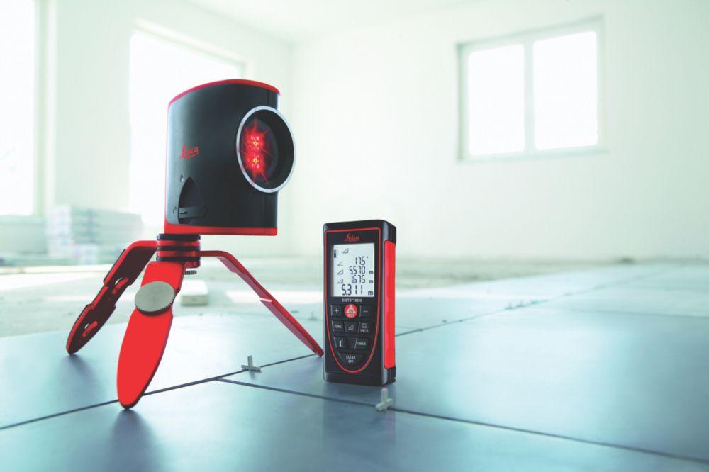 Image of Leica Geosystems Lino Disto Laser Measuring Kit