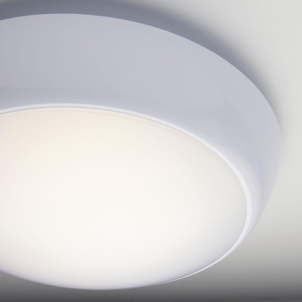 Bathroom Lights Screwfix lap amazon led bathroom ceiling light white 16w | led bathroom