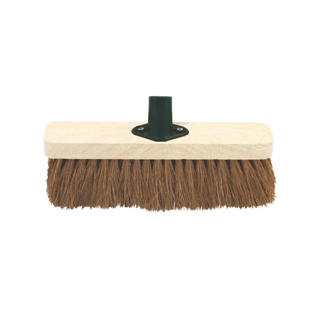 """Image of Floor Brush Soft Broom Head 11"""""""