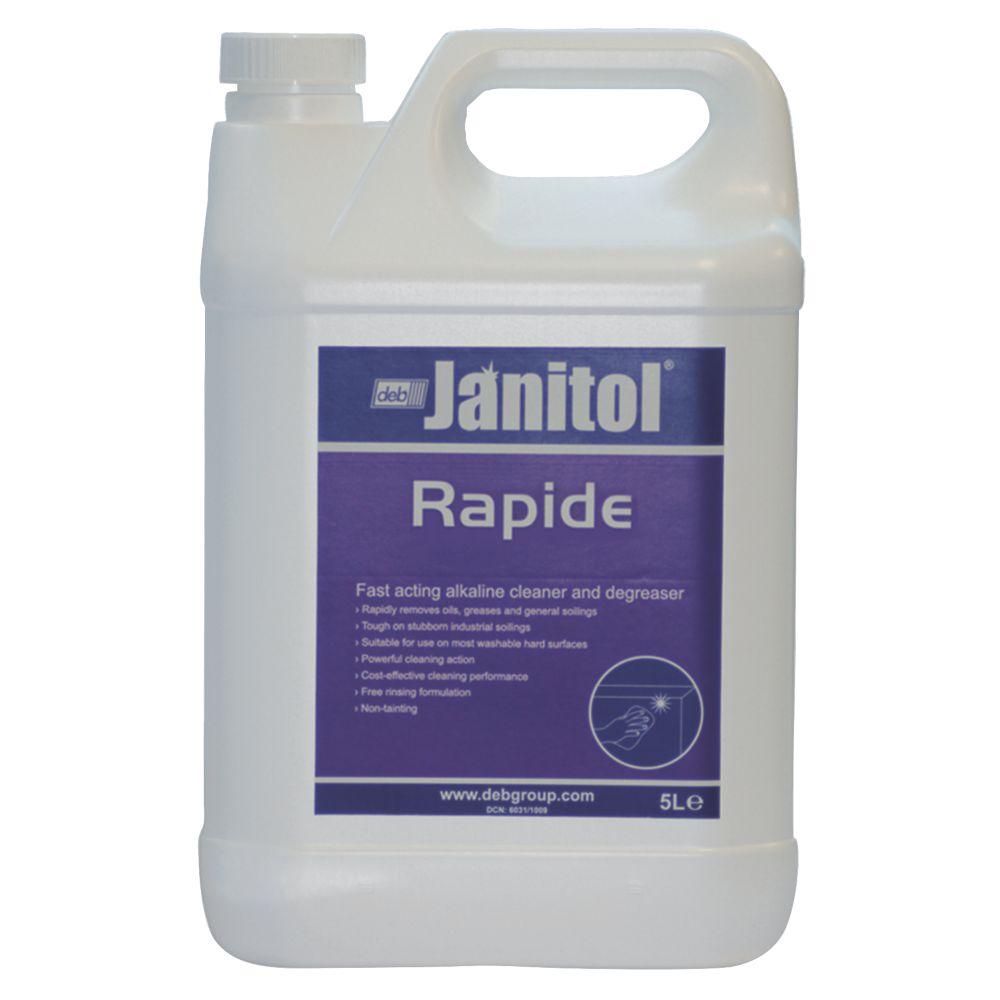 Image of Janitol Rapide Cleaner & Degreaser 5Ltr
