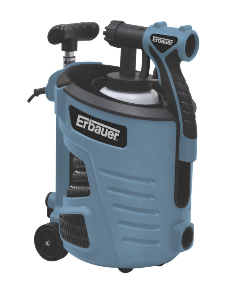 Image of Erbauer ERB561SRG 700W HVLP Electric Spray Gun 220-240V