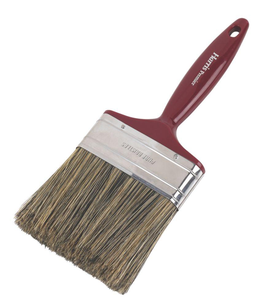 """Image of Harris Premier Emulsion Brush 4"""""""