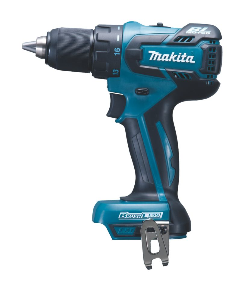 Image of Makita DDF459Z 18V Li-Ion Brushless Drill Driver - Bare