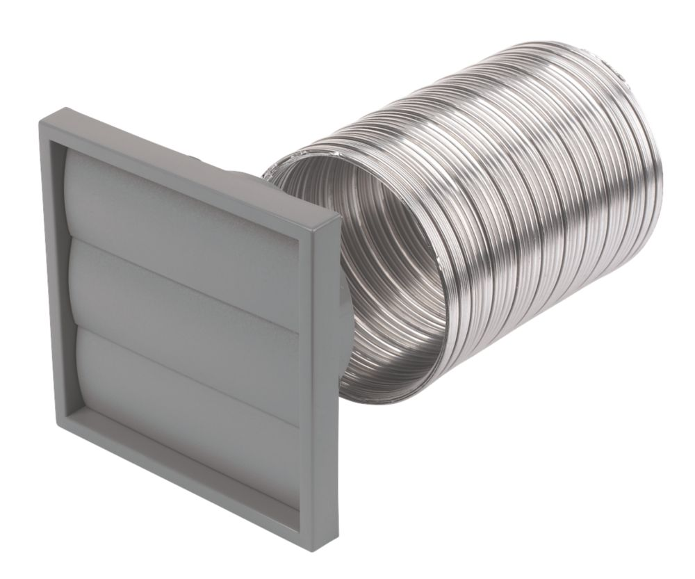 Image of Manrose Extractor Fan Wall Fixing Kit 100mm