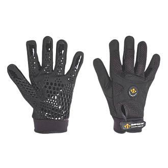 Image of Impacto BG408 Mechanics Glove Black Large