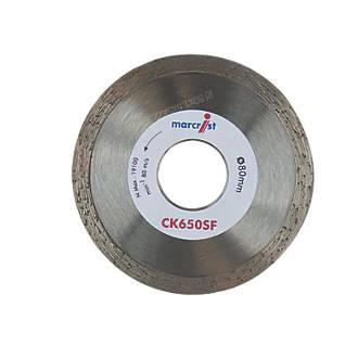 Image of Marcrist Tile CK650SF Diamond Tile Blade 80 x 22.2mm