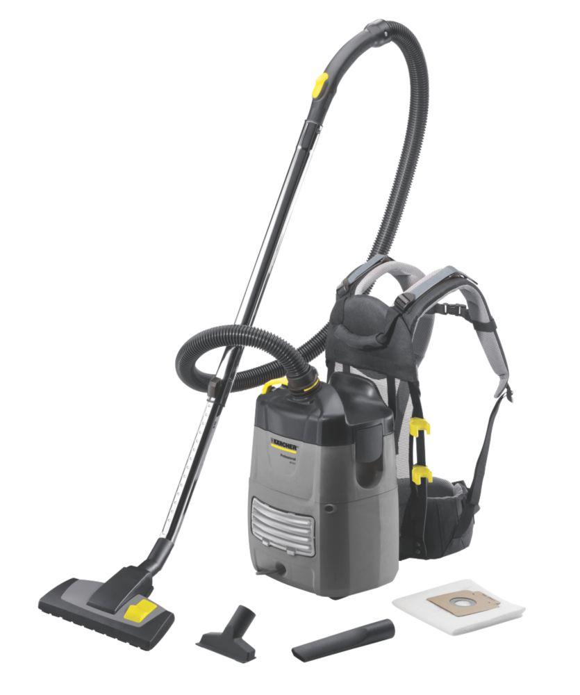 Image of Karcher BV5/1 1300W 5Ltr Back Pack Vacuum Cleaner 240V