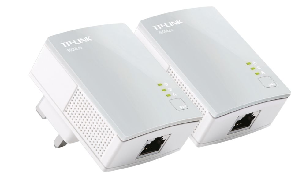 Image of TP-Link TL-PA4010KIT V1.20 Powerline Starter Kit