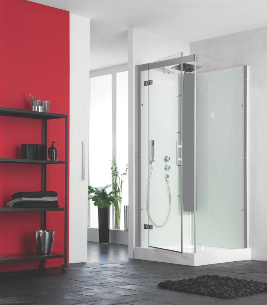 Image of Saniflo Kinedo Horizon All-In-One Shower Enclosure