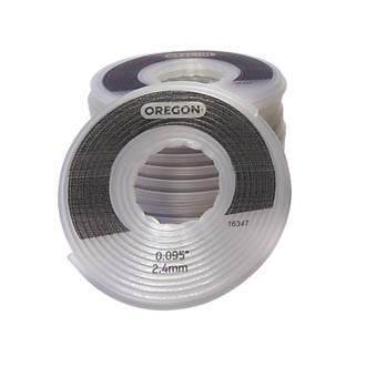 Image of Oregon 24-295-10 Trimmer Line 3.8m 10 Pack