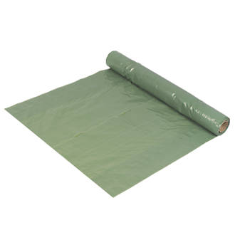 Image of Capital Valley Plastics Ltd Vapour Barrier Green 300ga 20 x 2.5m