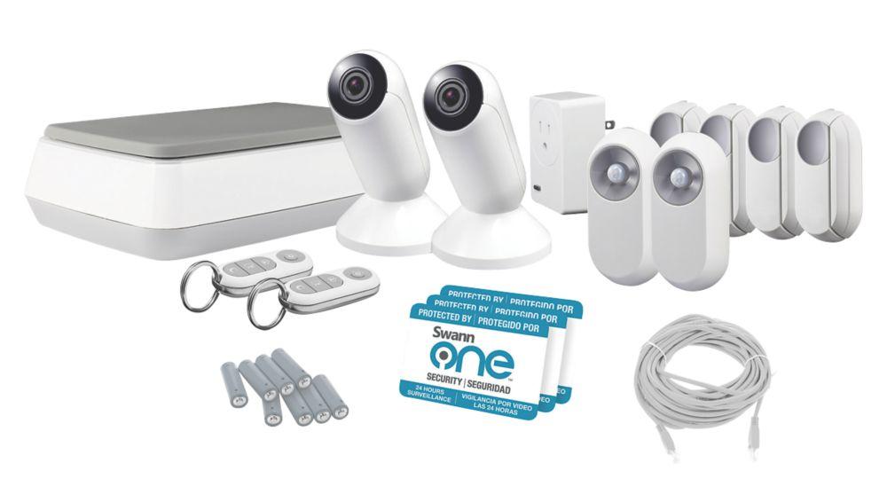 Image of Swann One Smart Alarm Starter Kit