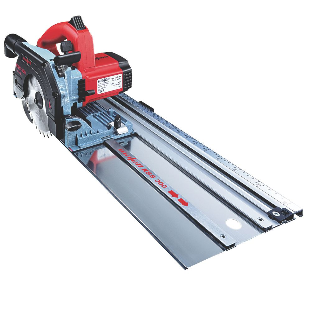 Image of Mafell KSS300 120mm 5-in-1 Cross-Cut Plunge Saw 110V