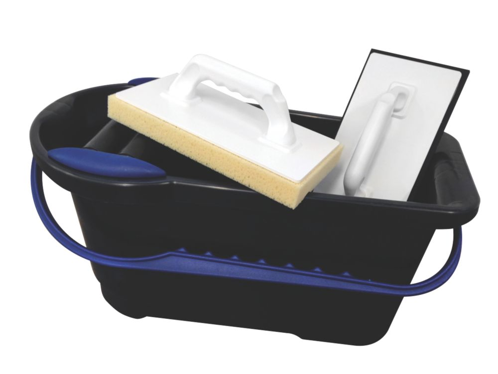 Image of Tectool Tilers Washing Bucket Set 24Ltr