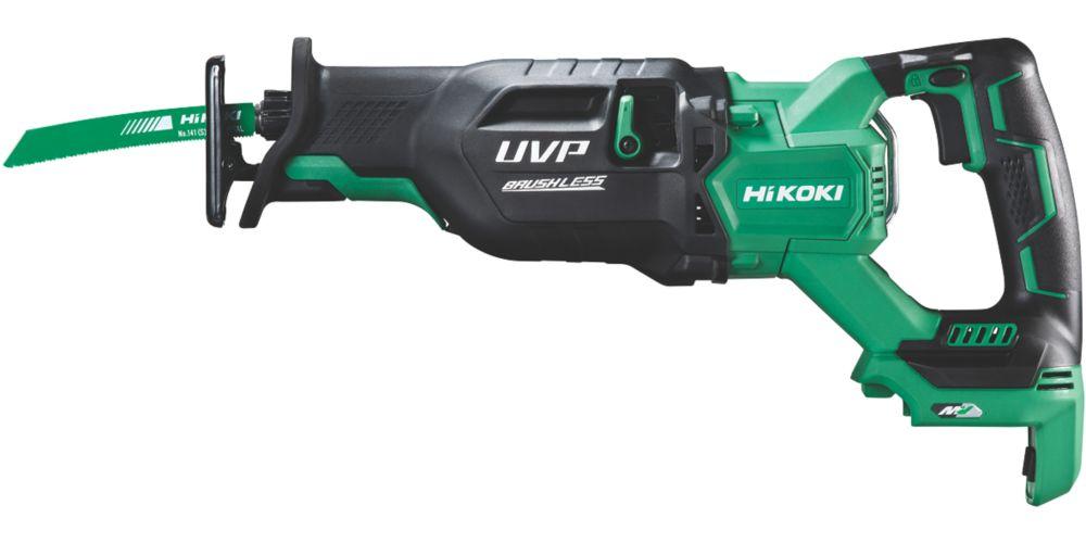 Image of HiKOKI CR36DA/JAZ 36V Li-Ion Multi Volt Brushless Cordless Reciprocating Saw - Bare