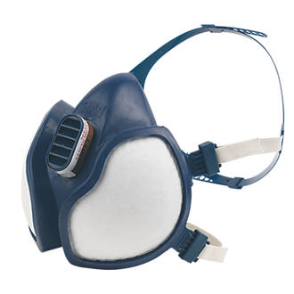 Image of 3M 4251 Maintenance-Free Organic Vapour/Particulate Respirator FFA1P2RD