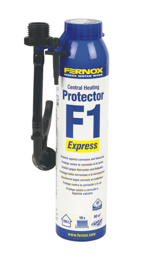 Image of Fernox F1 Express Central Heating Inhibitor & Protector 265ml