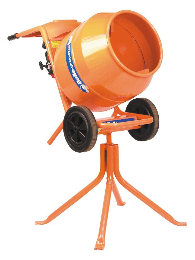 Image of Belle Group Minimix 150 Elec. Concrete Mixer 240V